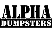 Alpha Dumpsters in ,