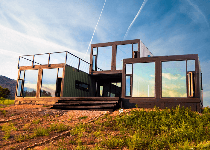 24 Gorgeous Shipping Container Homes